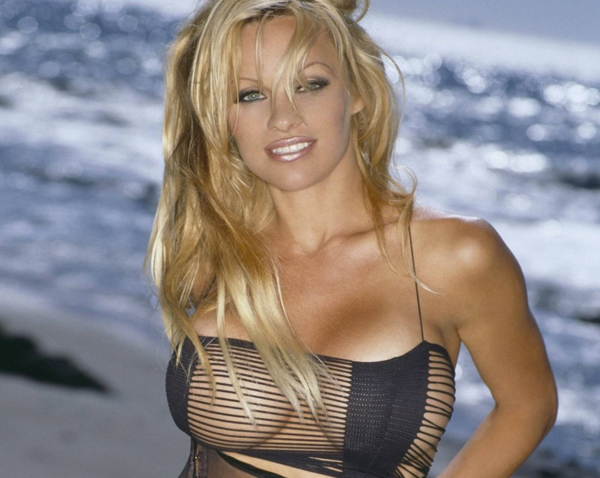 Pamela Anderson sexiest pictures from her hottest photo shoots. (21)