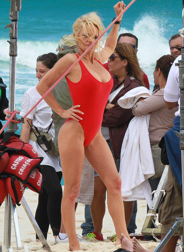 Pamela Anderson sexiest pictures from her hottest photo shoots. (19)