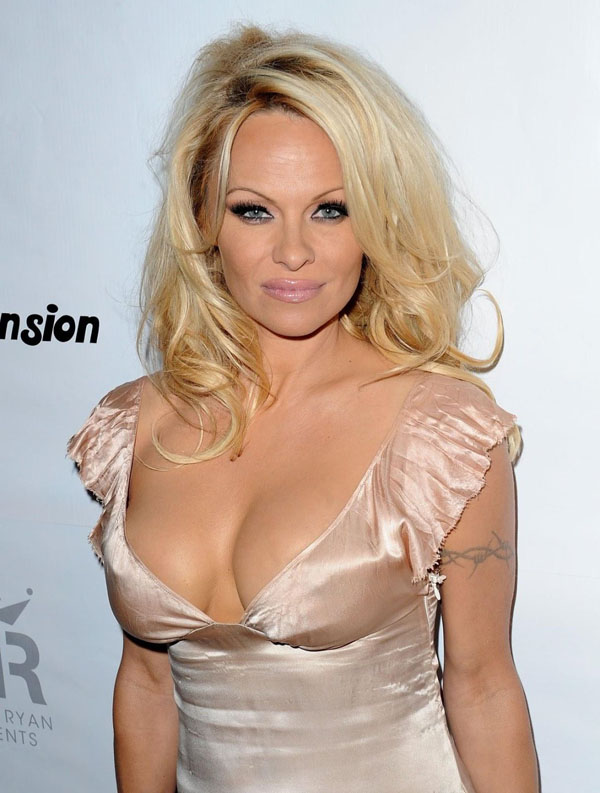 Pamela Anderson sexiest pictures from her hottest photo shoots. (16)