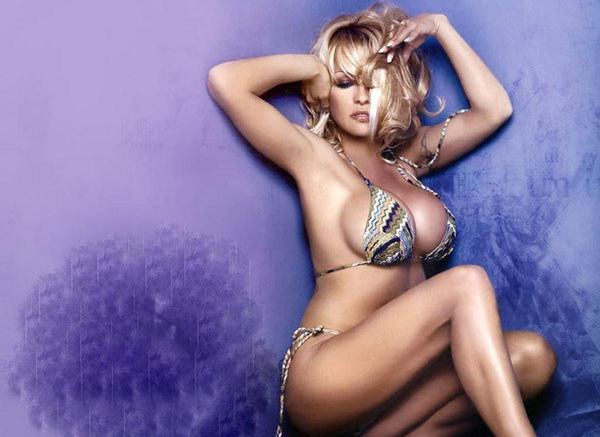 Pamela Anderson sexiest pictures from her hottest photo shoots. (12)