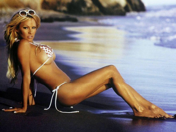 Pamela Anderson sexiest pictures from her hottest photo shoots. (10)