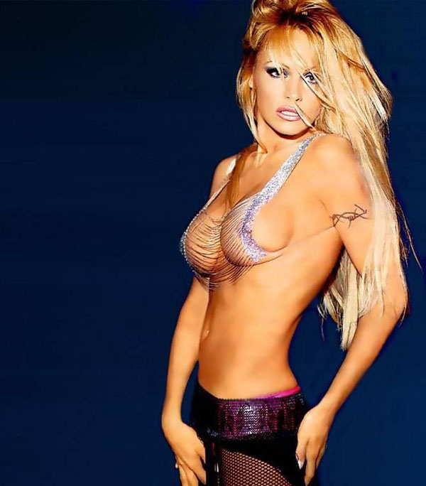 Pamela Anderson sexiest pictures from her hottest photo shoots. (9)