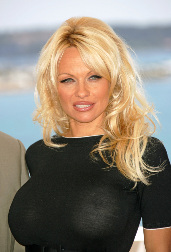 Pamela Anderson sexiest pictures from her hottest photo shoots. (5)