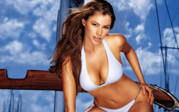 Sofía Vergara sexiest pictures from her hottest photo shoots. (26)
