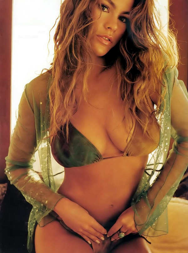 Sofía Vergara sexiest pictures from her hottest photo shoots. (20)
