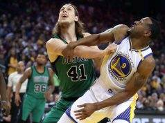 Draymond Green, Infamous Nut Kicker, Calls Out Celtics' Kelly Olynyk For Being A Dirty Player.