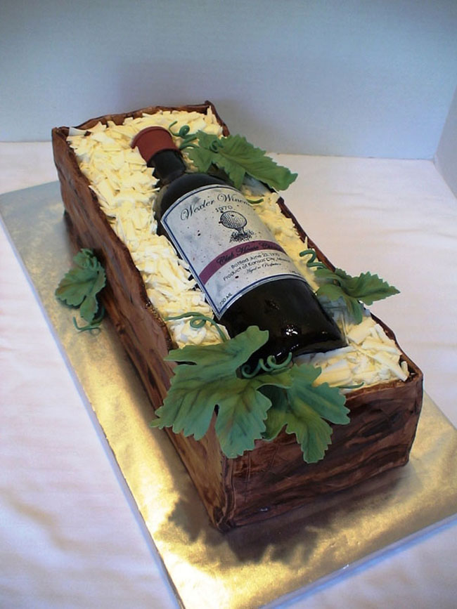 Cake that looks like food pictures. (13)