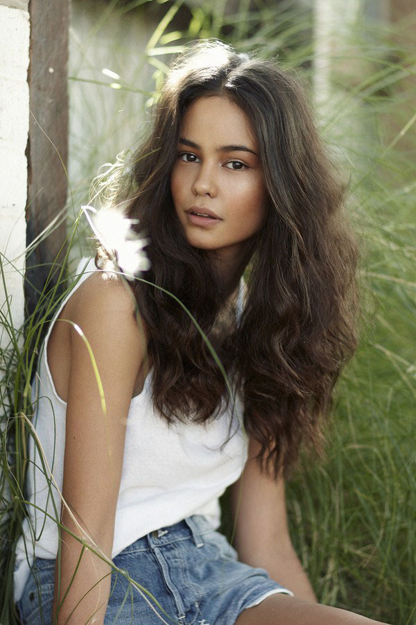 Courtney Eaton sexiest pictures from her hottest photo shoots. (1)