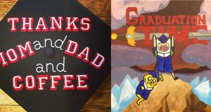 Pictures of Funny Graduation Caps. (49)