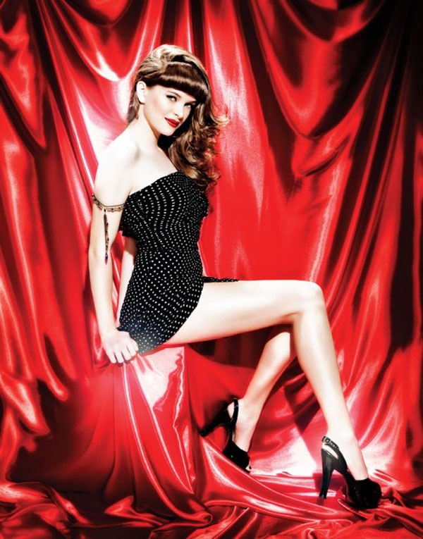 Danielle Panabaker sexiest pictures from her hottest photo shoots. (23)
