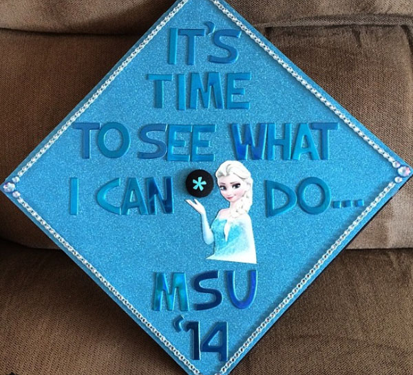 Pictures of Funny Graduation Caps. (34)