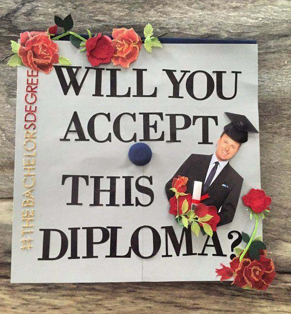 Pictures of Funny Graduation Caps. (28)