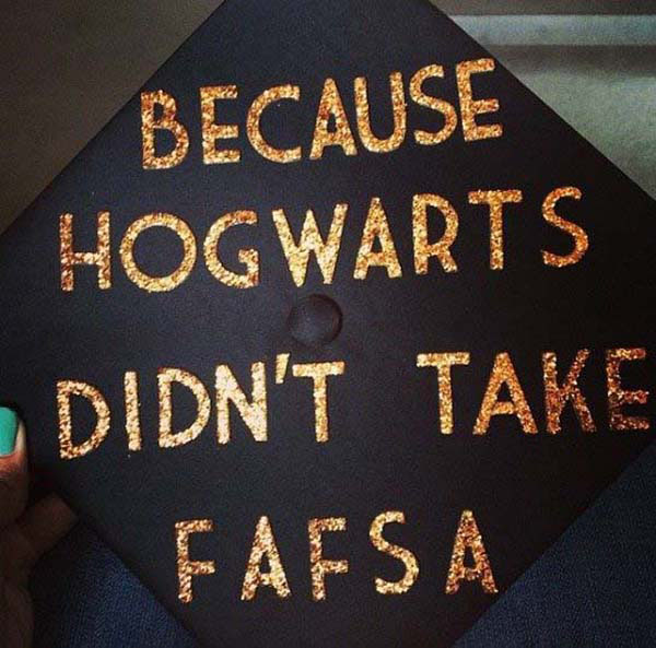 Pictures of Funny Graduation Caps. (25)