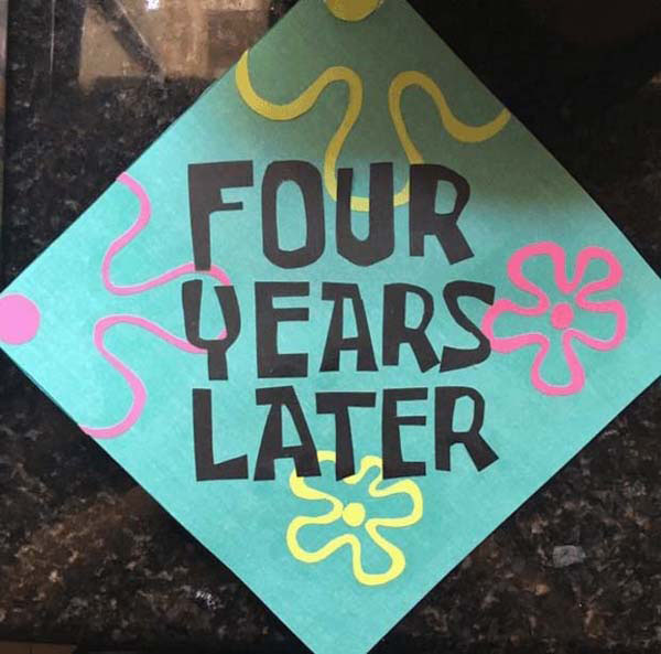 Pictures of Funny Graduation Caps. (24)