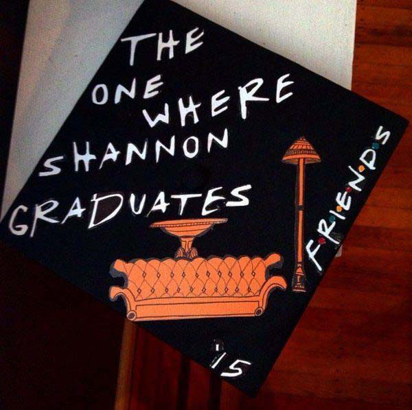 Pictures of Funny Graduation Caps. (17)