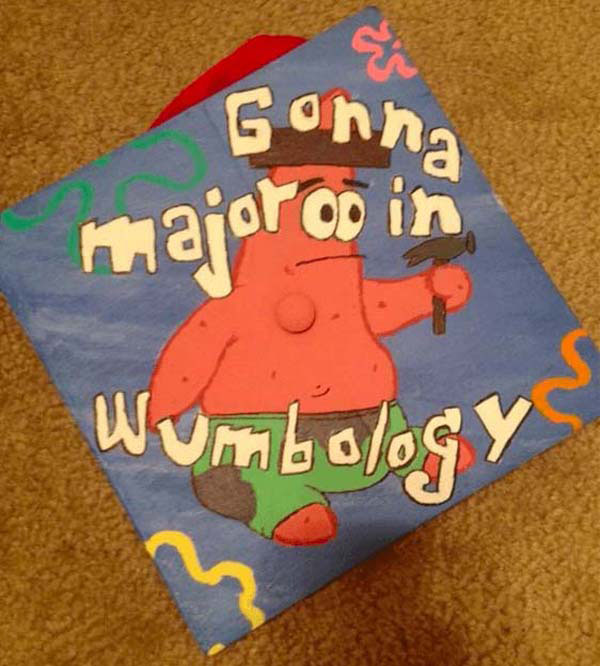 Pictures of Funny Graduation Caps. (16)