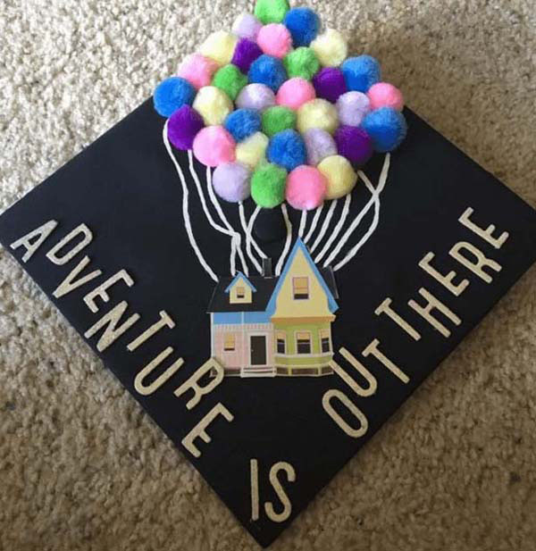 Pictures of Funny Graduation Caps. (9)