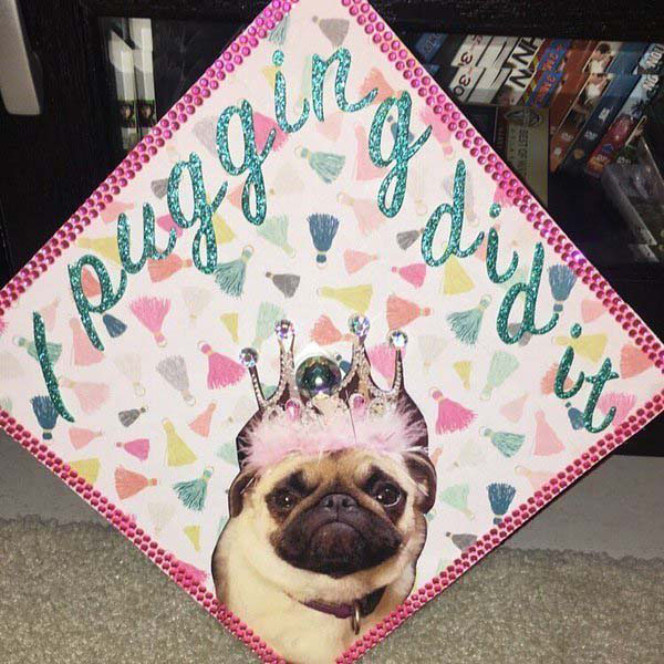 Pictures of Funny Graduation Caps. (5)
