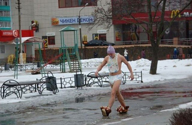 Funny walk of shame pictures. (26)