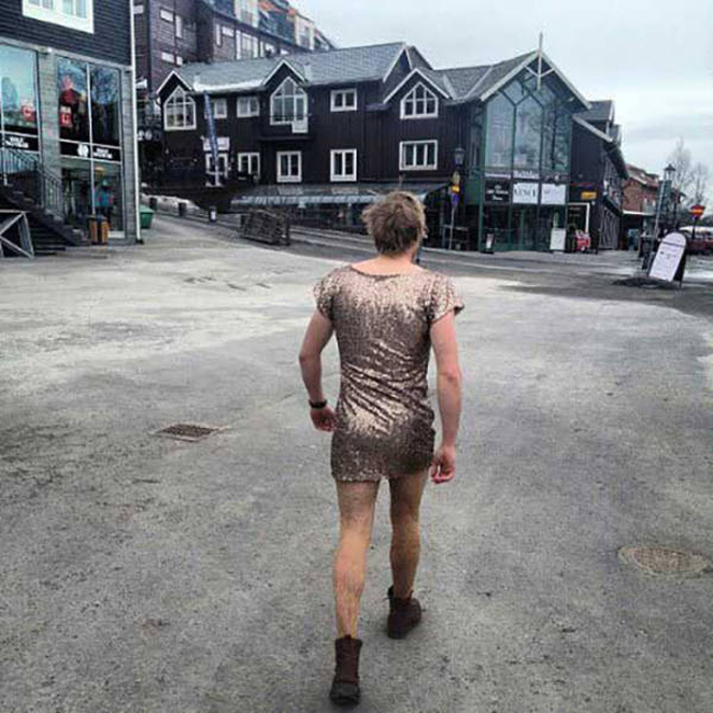 Funny walk of shame pictures. (18)
