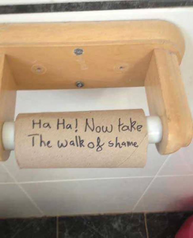 Funny walk of shame pictures. (11)