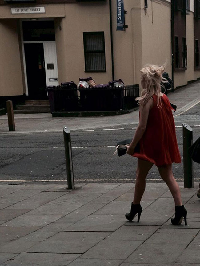Funny walk of shame pictures. (5)