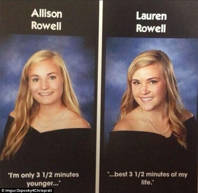 Funny Yearbook Quotes. (36)
