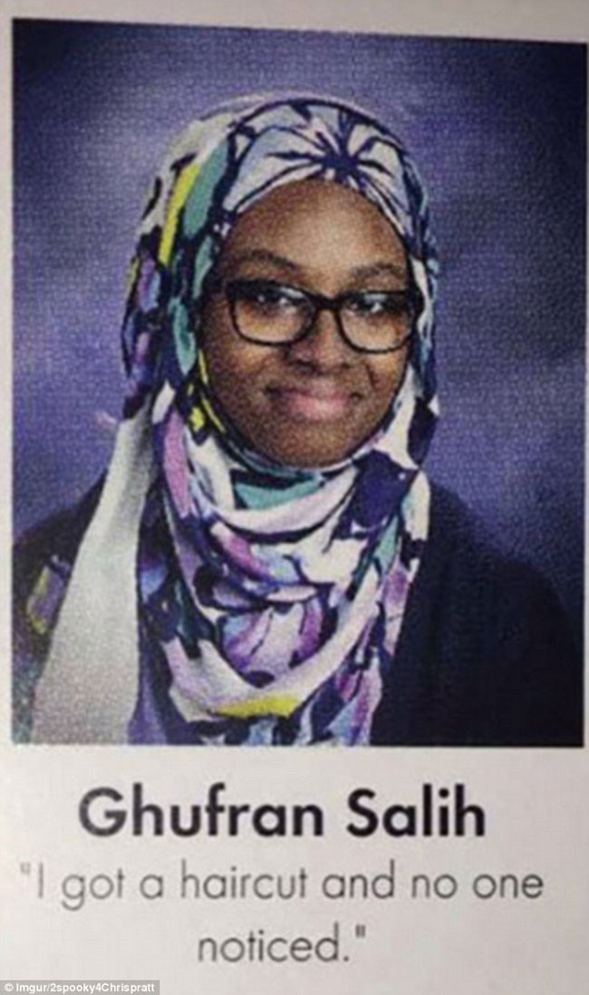 Funny Yearbook Quotes. (29)