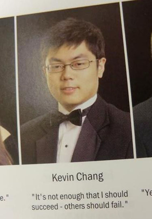 Funny Yearbook Quotes. (23)