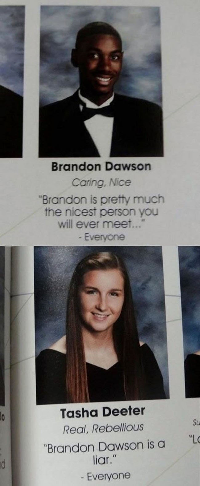 Funny Yearbook Quotes. (11)