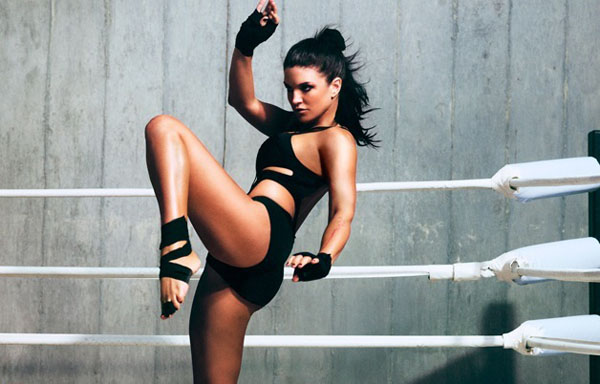 Gina Carano sexiest pictures from her hottest photo shoots. (33)