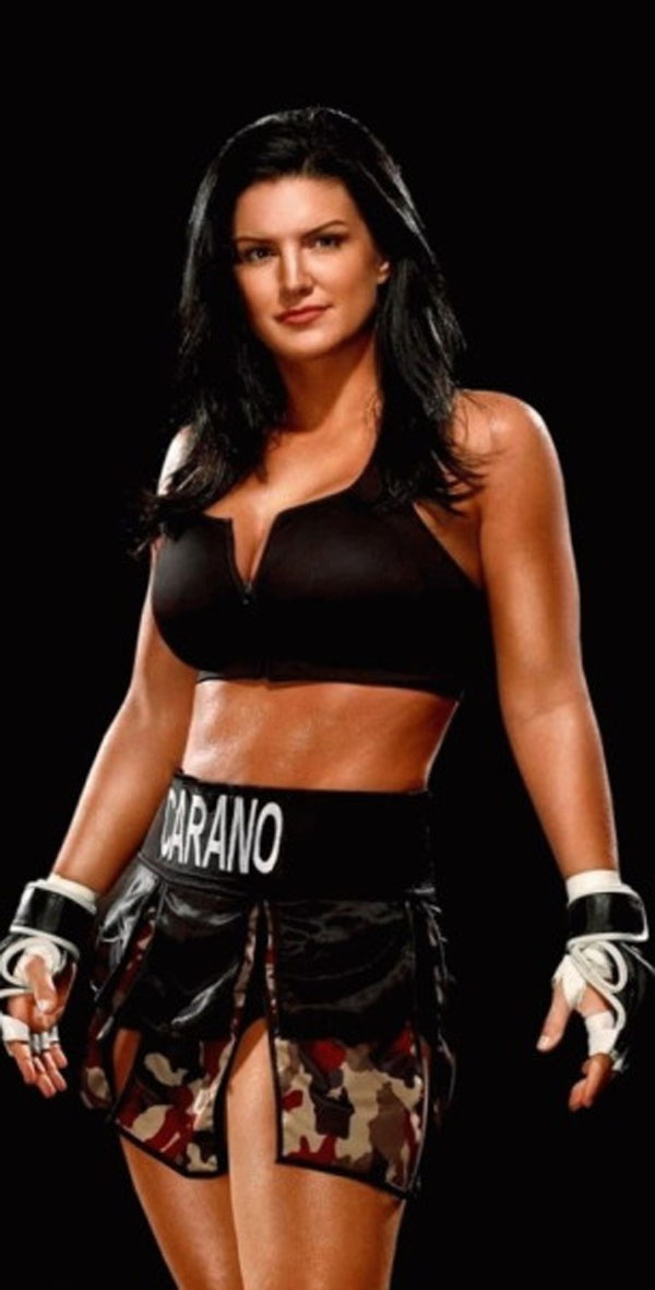 Gina Carano sexiest pictures from her hottest photo shoots. (17)