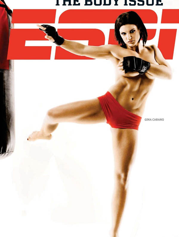Gina Carano sexiest pictures from her hottest photo shoots. (16)