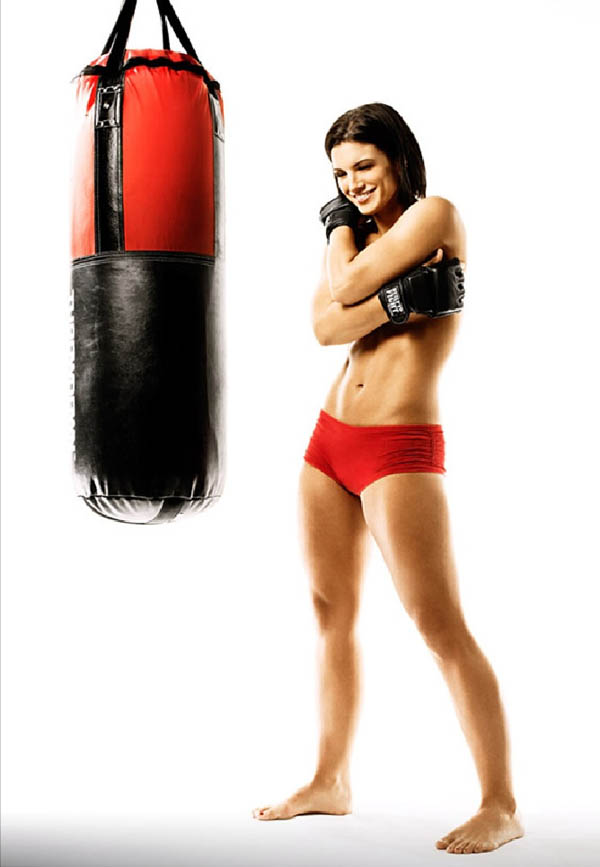 Gina Carano sexiest pictures from her hottest photo shoots. (3)