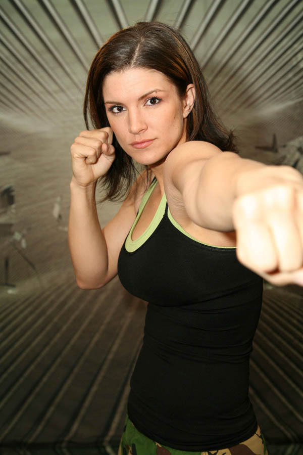 Gina Carano sexiest pictures from her hottest photo shoots. (1)
