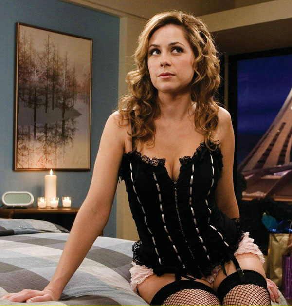 Jenna Fischer sexiest pictures from her hottest photo shoots. (35)