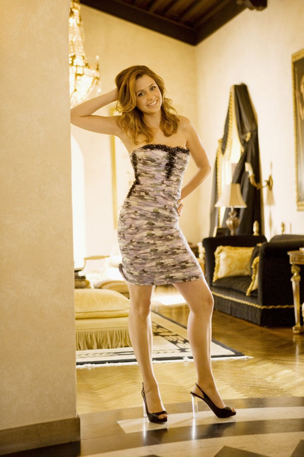 Jenna Fischer sexiest pictures from her hottest photo shoots. (30)