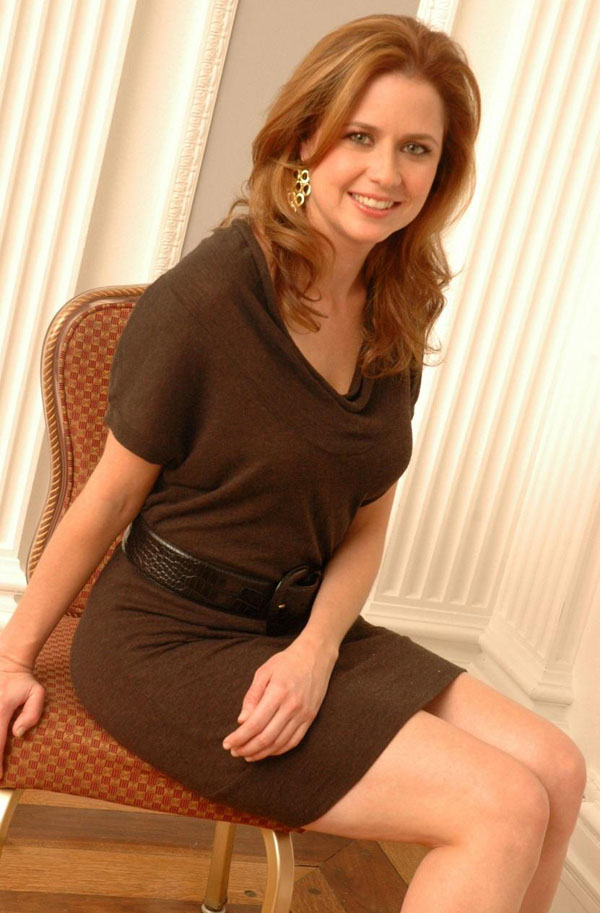 Jenna Fischer sexiest pictures from her hottest photo shoots. (12)