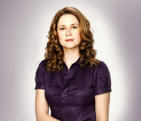 Jenna Fischer sexiest pictures from her hottest photo shoots. (10)