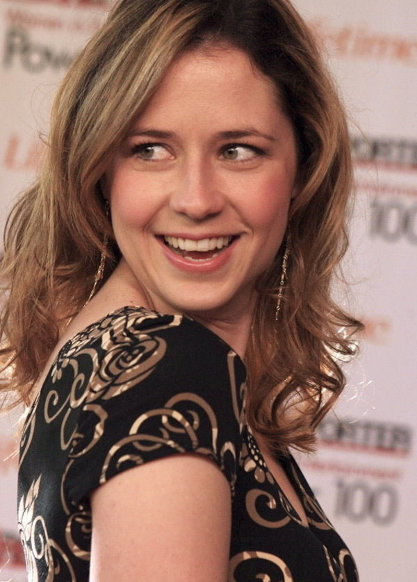 Jenna Fischer sexiest pictures from her hottest photo shoots. (6)