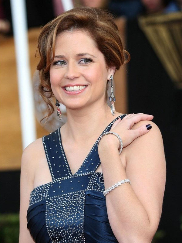 Jenna Fischer sexiest pictures from her hottest photo shoots. (4)