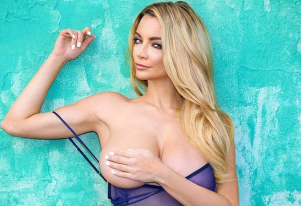 Lindsey Pelas sexiest pictures from her hottest photo shoots. (27)