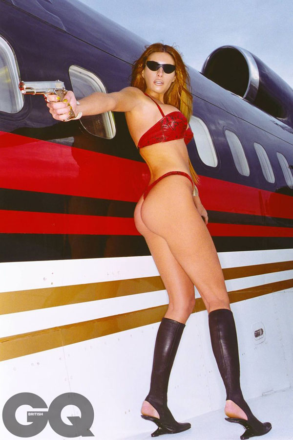 Melania Trump sexiest pictures from her hottest photo shoots. (21)