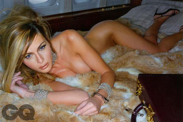 Melania Trump sexiest pictures from her hottest photo shoots. (20)