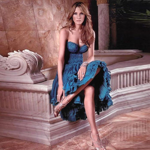 Melania Trump sexiest pictures from her hottest photo shoots. (16)