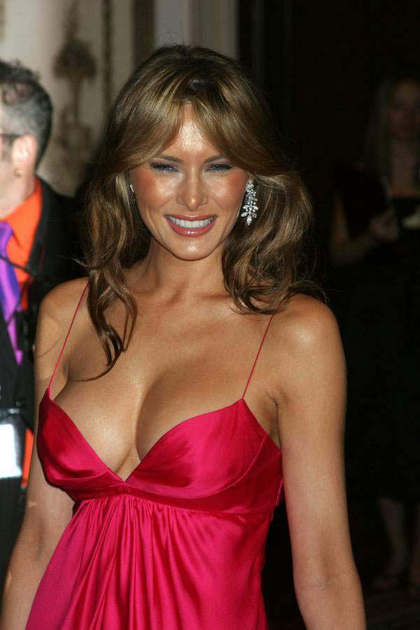 Melania Trump sexiest pictures from her hottest photo shoots. (15)