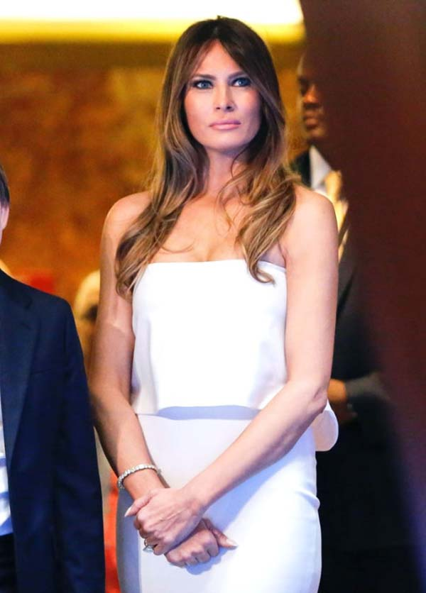 Melania Trump Hottest Photos  Sexy Near-Nude Pictures, Gifs-2814
