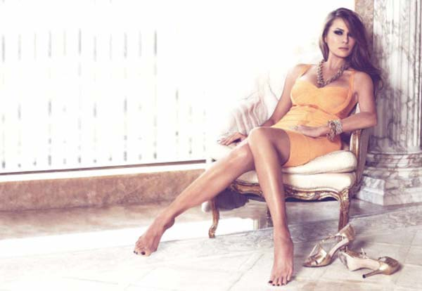Melania Trump sexiest pictures from her hottest photo shoots. (5)