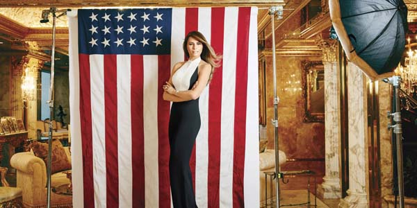 Melania Trump sexiest pictures from her hottest photo shoots. (3)