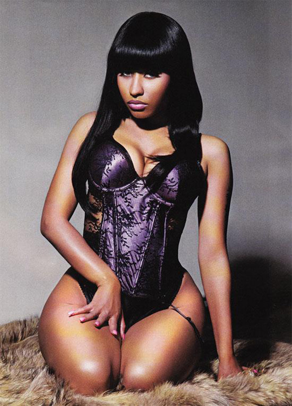 Nicki Minaj sexiest pictures from her hottest photo shoots. (18)